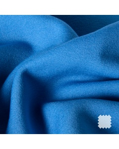 Polartec Powerstretch Blue modrá metráž látka