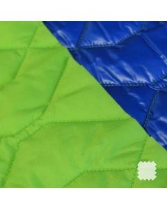 Primaloft Gold - Zelená + modrá
