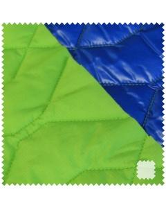 Vzorek - Primaloft Gold - Zelená + modrá