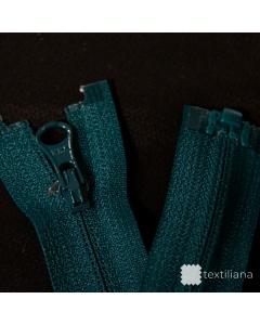 Zip YKK spirálový vel. 3 - tmavě modrý dělitelný reverzní - 63 cm