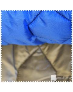 Vzorek - Primaloft Silver - Šedá + modrá